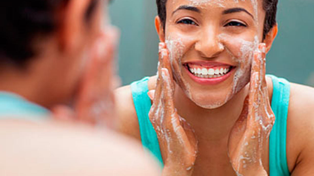 Cleansing for Specific Skin Types